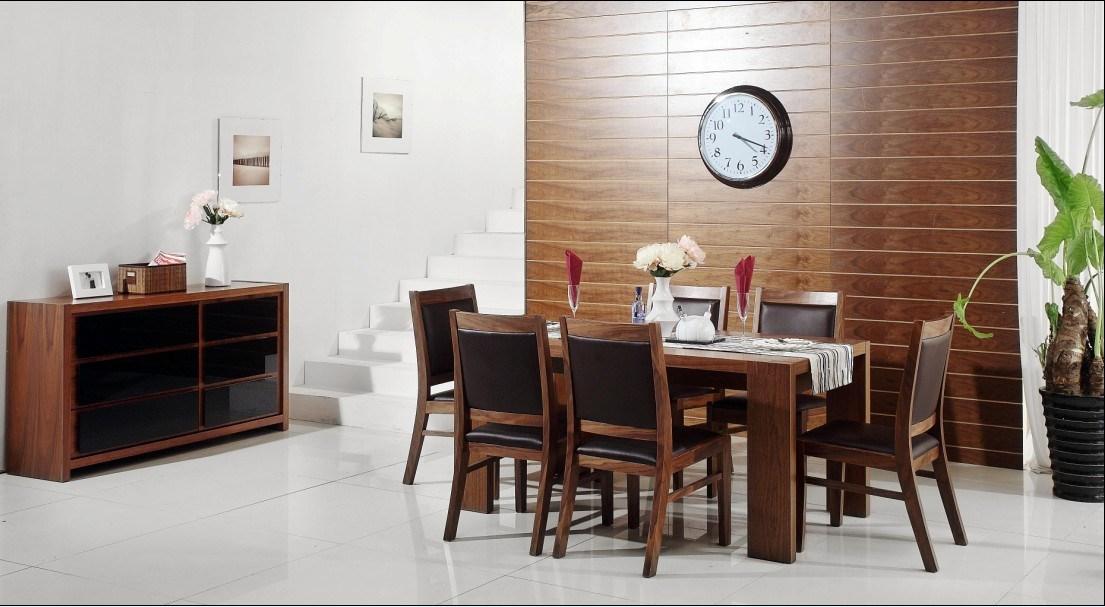 Los muebles modernos del comedor fijaron set5 los - Muebles de escayola modernos ...