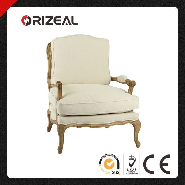 고전적인 Antiqued 프랑스 악센트 의자 (OZ-SW-005)에사진 kr.Made-in-China.com