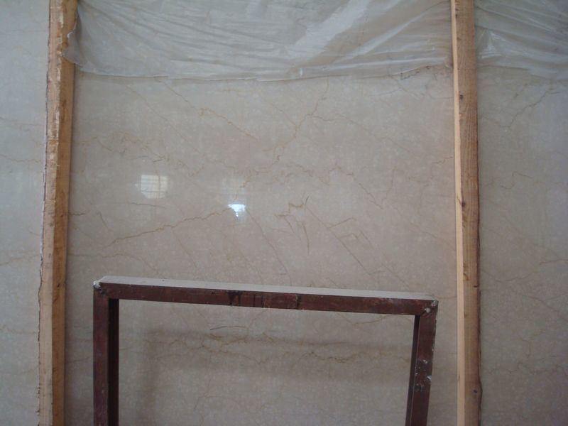 Mattonelle di marmo di Botticino Classico/lastra/controsoffitto di marmo beige – Mattonelle di ...