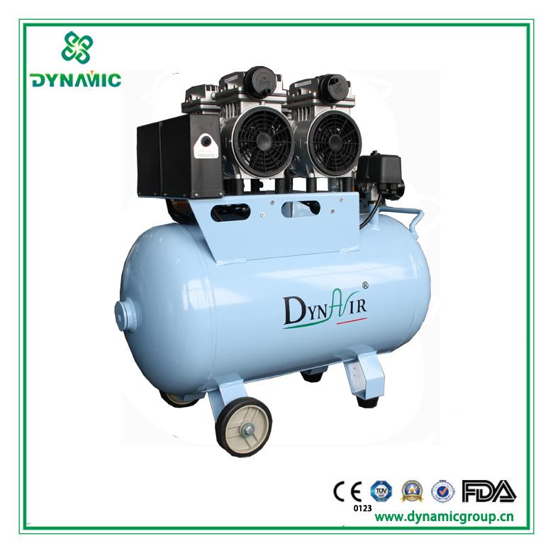 1100w silent aceite del compresor de aire libre para su for Aceite para compresor