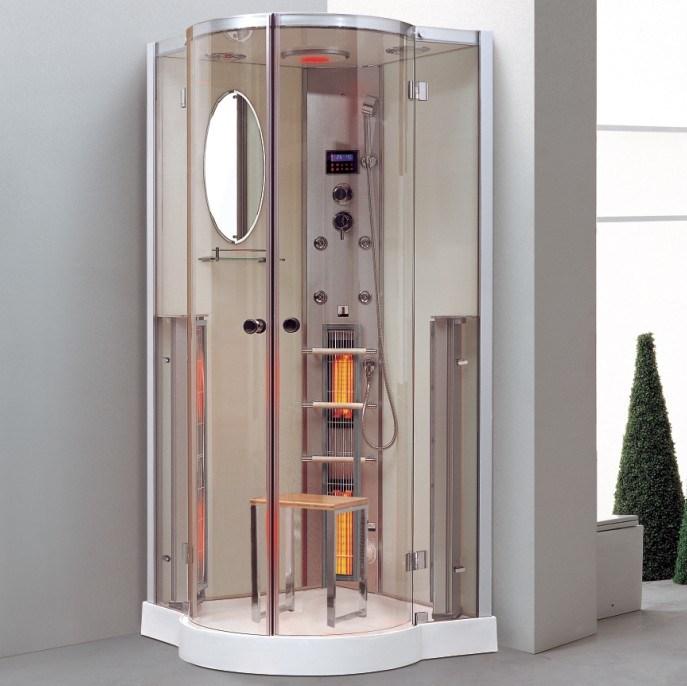 Sanitaire salle de bain vapeur sauna salle de douche for Sanitaire salle de bain