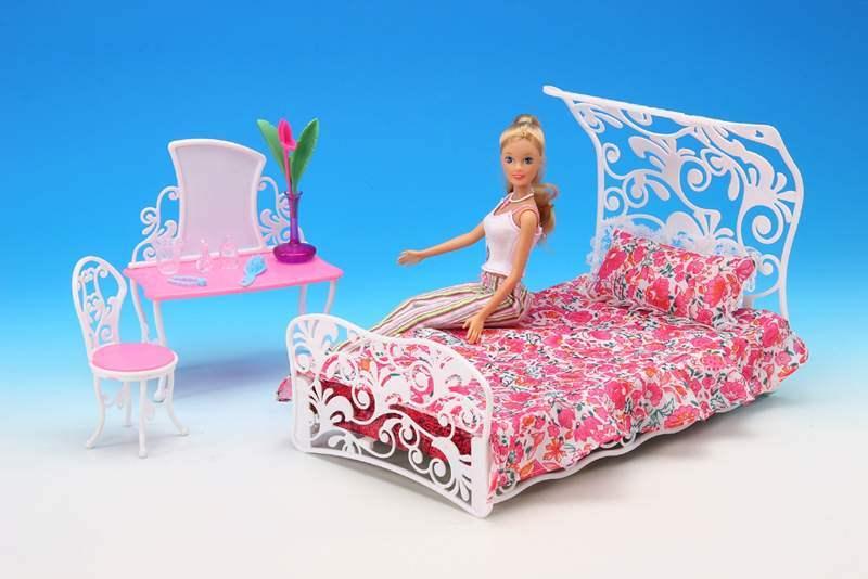 Как сделать кроватку своими руками барби 746