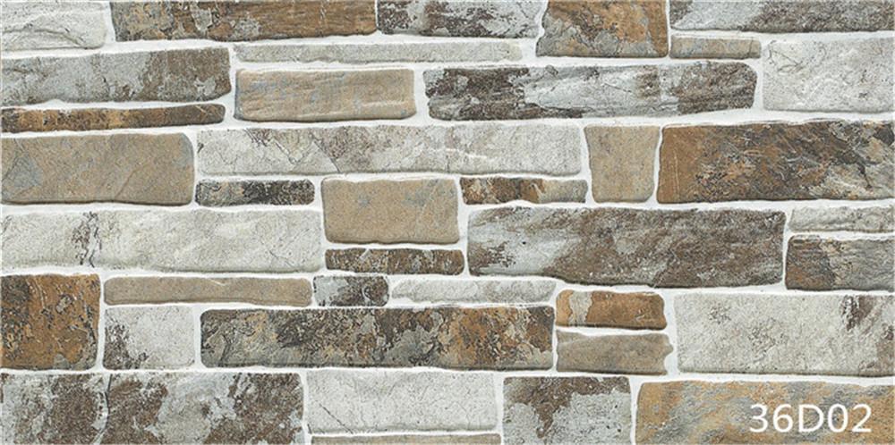 foto de azulejo r stico decorativo de la pared exterior de