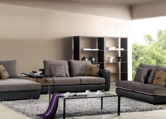 meubles de salle de s jour sofa moderne de tissu de loisirs s361 4 meubles de salle de. Black Bedroom Furniture Sets. Home Design Ideas