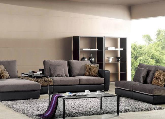 Meubles De Salle De S Jour Sofa Moderne De Tissu De