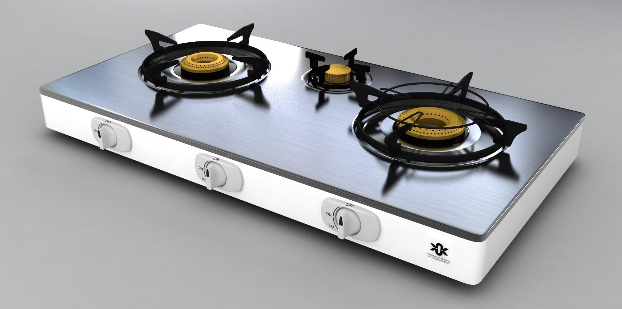 Nueva estufa de gas de la patente de dise o nueva estufa for Cocinas a gas nuevas