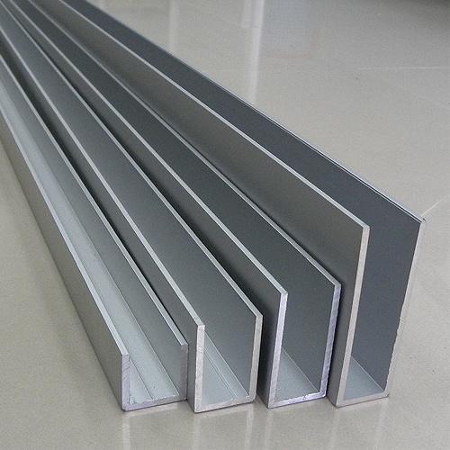 Perfil de aluminio del canal u kl u203 206 perfil de - Perfil de aluminio precio ...