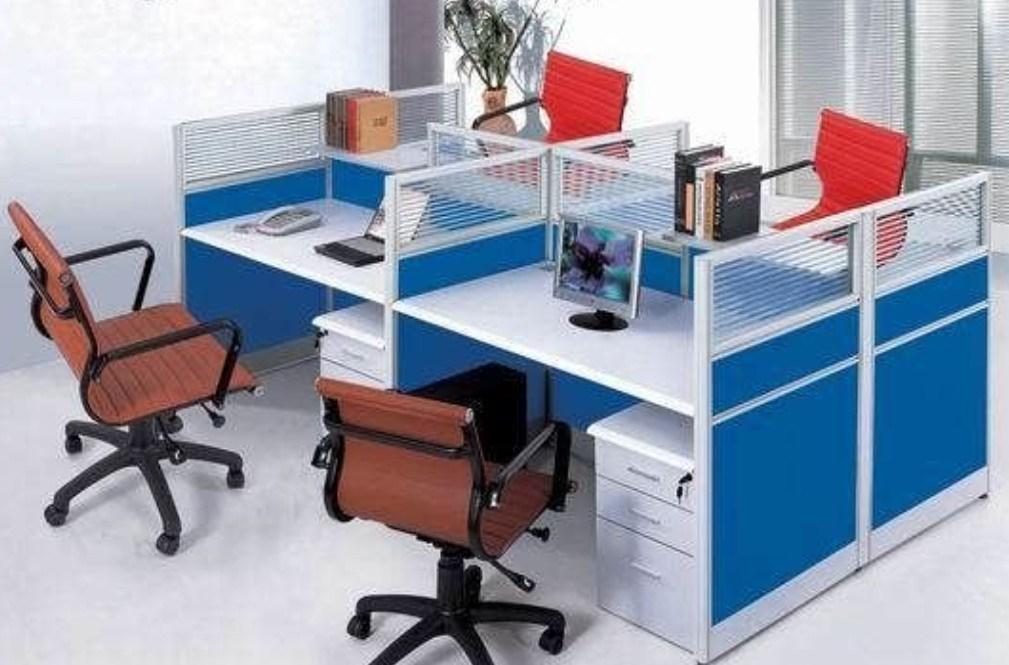 Sistema modular de la partici n de la oficina de la for Lista de muebles de oficina