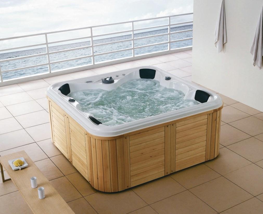 Vasche Da Bagno In Vetroresina Misure : Vasca da bagno esterna vasca da bagno su piedistallo doppia