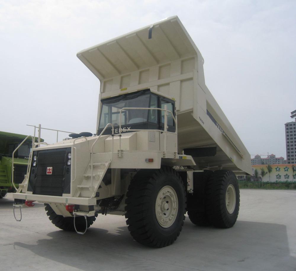 camion benne hors route de charge utile de 55 tonnes tr60 camion benne hors route de. Black Bedroom Furniture Sets. Home Design Ideas