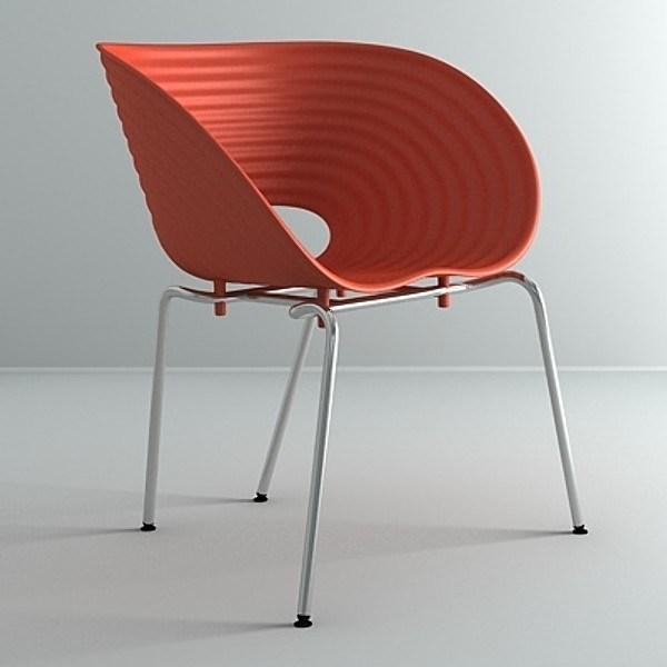chaise de ron arad tom vca chaise de ron arad tom vca fournis par swave international trading. Black Bedroom Furniture Sets. Home Design Ideas