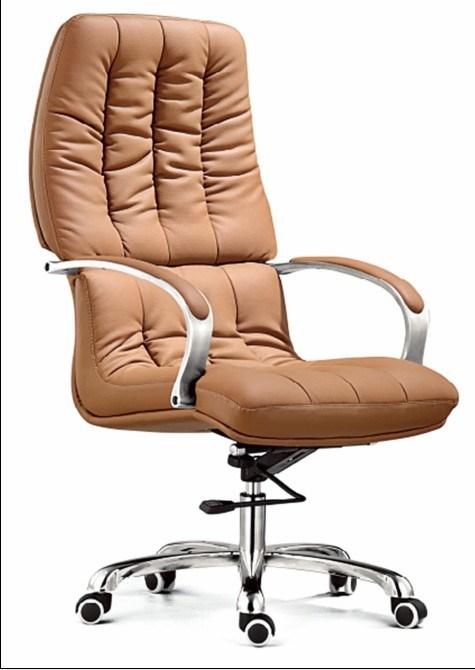 Silla de cuero de la oficina del eslab n giratorio as3010 for Proveedores de sillas de oficina