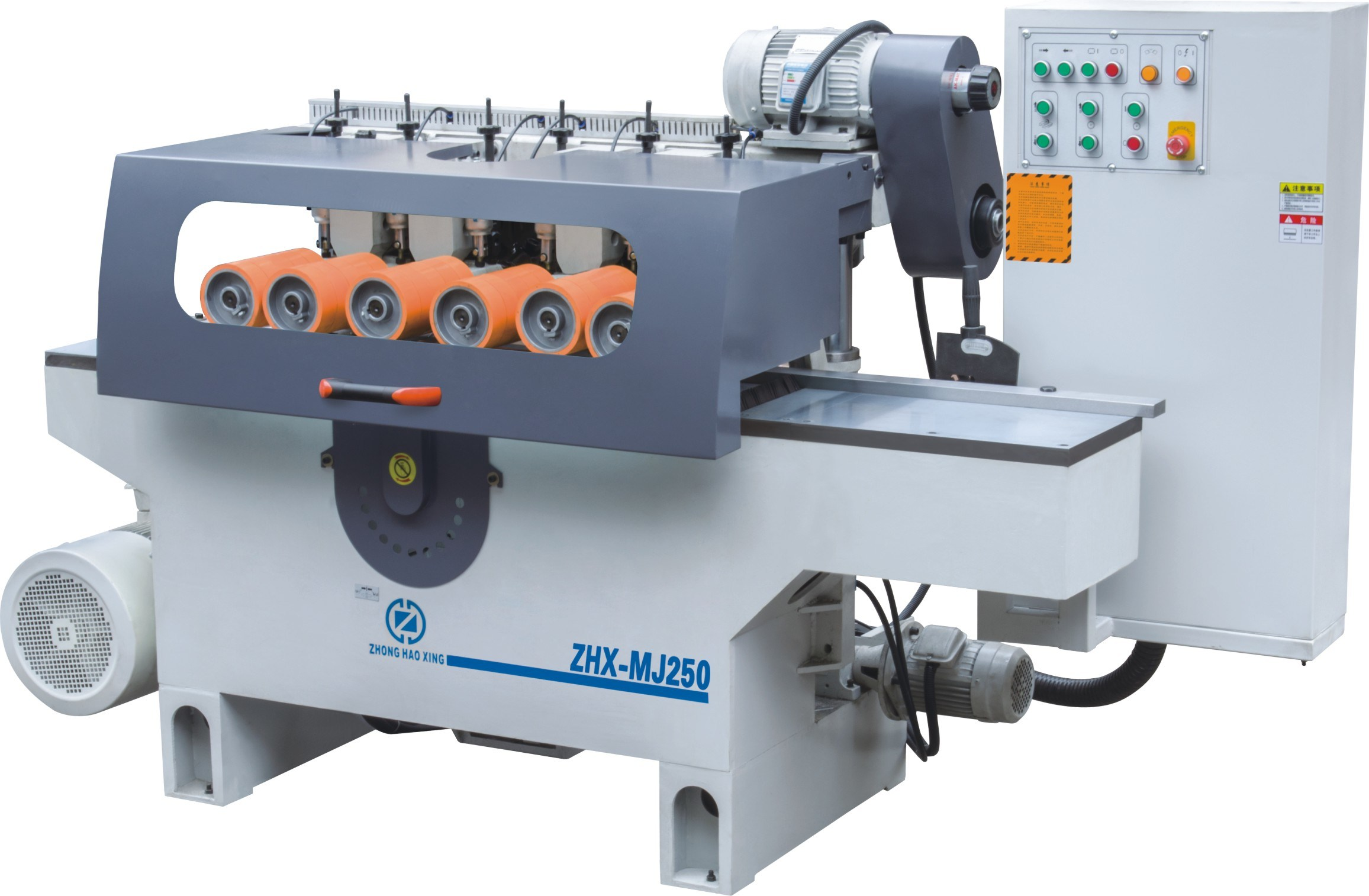 ZHX-MJ320 Wood machine.