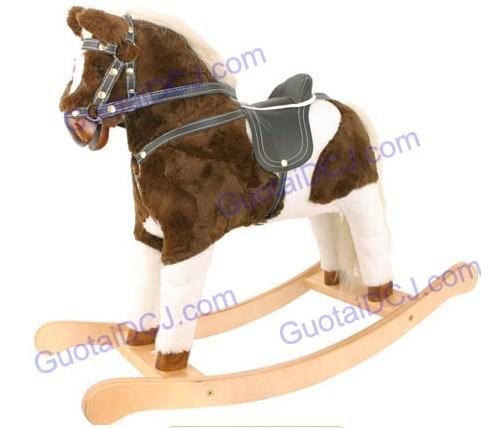 rocking horse winner A small boy predicts winners in horse races through the medium of a demonic rocking horse [br lit: d h lawrence the rocking-horse winner in benét, 866.