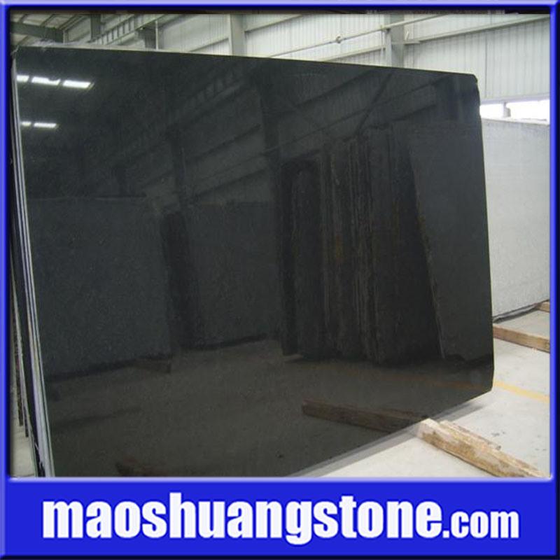 Granito negro granito negro proporcionado por xiamen for Precio granito negro
