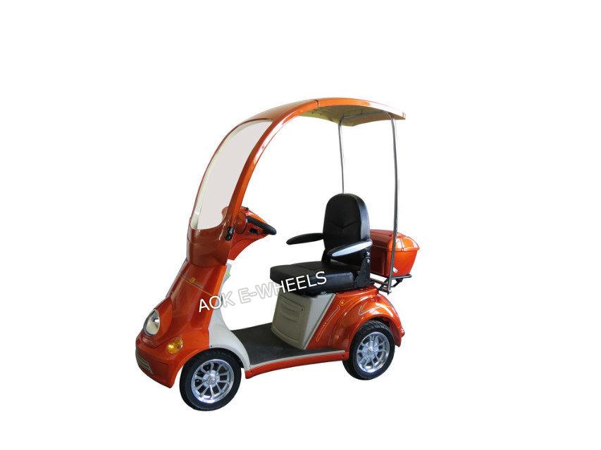 scooter lectrique de la mobilit 500w invalid par 48v avec le toit de temps es 029a photo. Black Bedroom Furniture Sets. Home Design Ideas