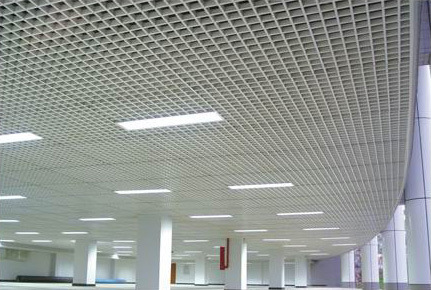 falso techo de aluminio grille falso techo de aluminio