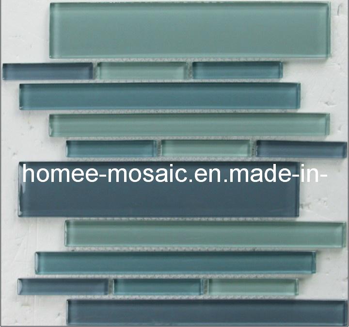 Mattonelle di vetro della parete del mosaico della cucina for Mattonelle mosaico cucina