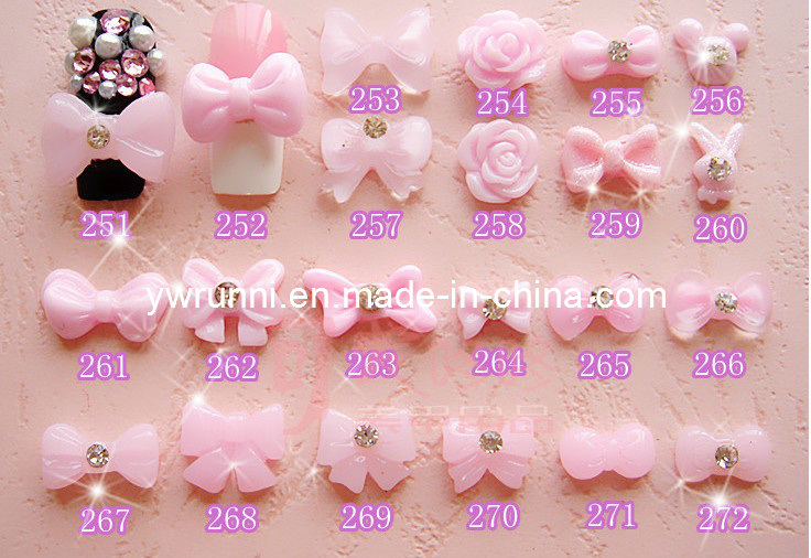 decoration ongles 3d