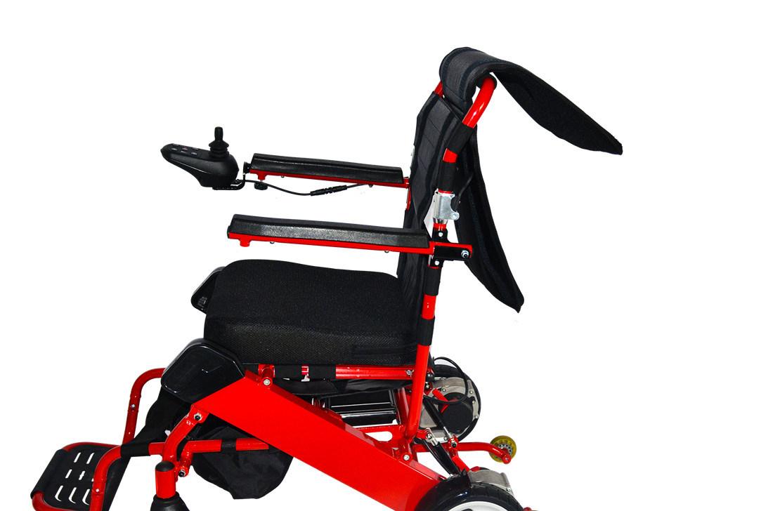 Prix pliables populaires de fauteuil roulant lectrique de poids l ger photo - Prix fauteuil electrique ...