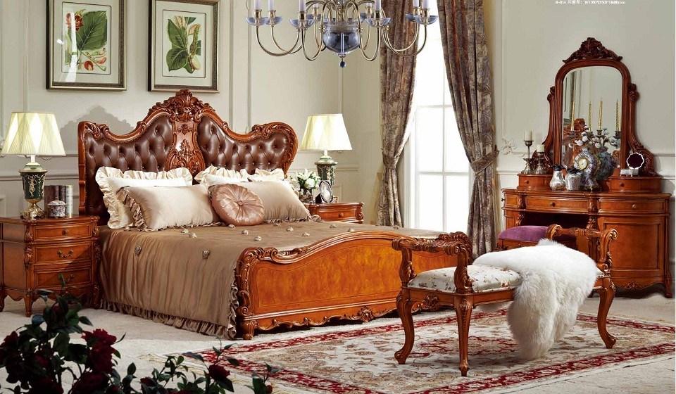 Ensemble de chambre coucher fran ais de mod le dws b - Exemple de chambre a coucher ...