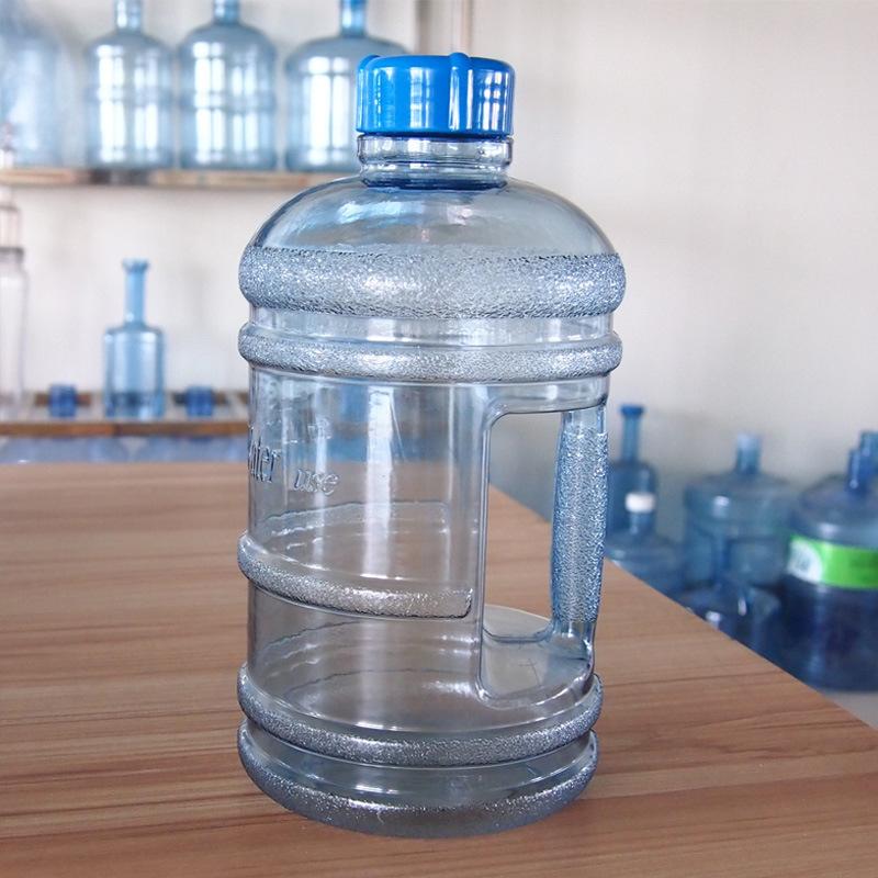 bouteille d 39 eau en plastique de poign e du couvercle visser 2 5l 2 5l bouteille d 39 eau en. Black Bedroom Furniture Sets. Home Design Ideas