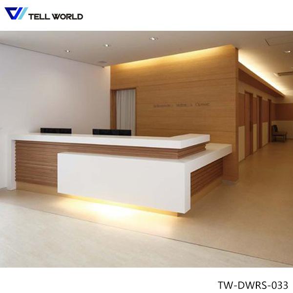 사무실 Receiption 현대 책상 상업적인 수신 카운터 디자인에사진 kr ...