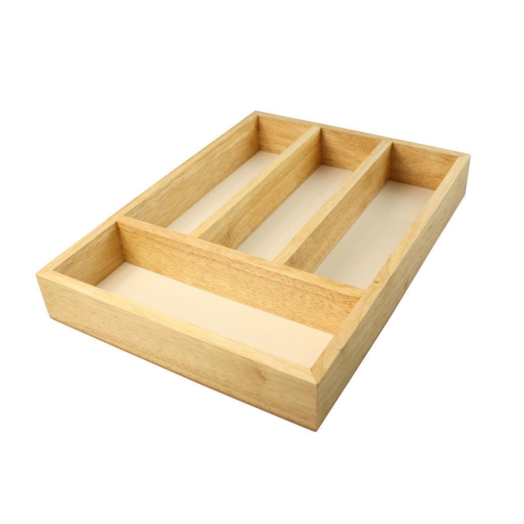 Bandeja de madera de los platos y cubiertos jd kc151 - Bandeja de madera ...