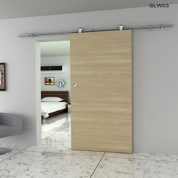 Puertas Para Baño Corredizas:puerta corrediza de madera, 35-40mm grueso de madera sólida Puerta
