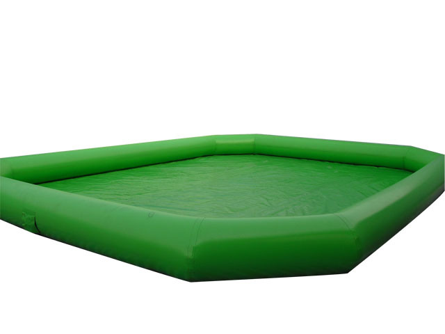 co xingzhiinflatable product Big Green Inflatable Swimming Pool with CE SGS En XZ PO  eurhuiung