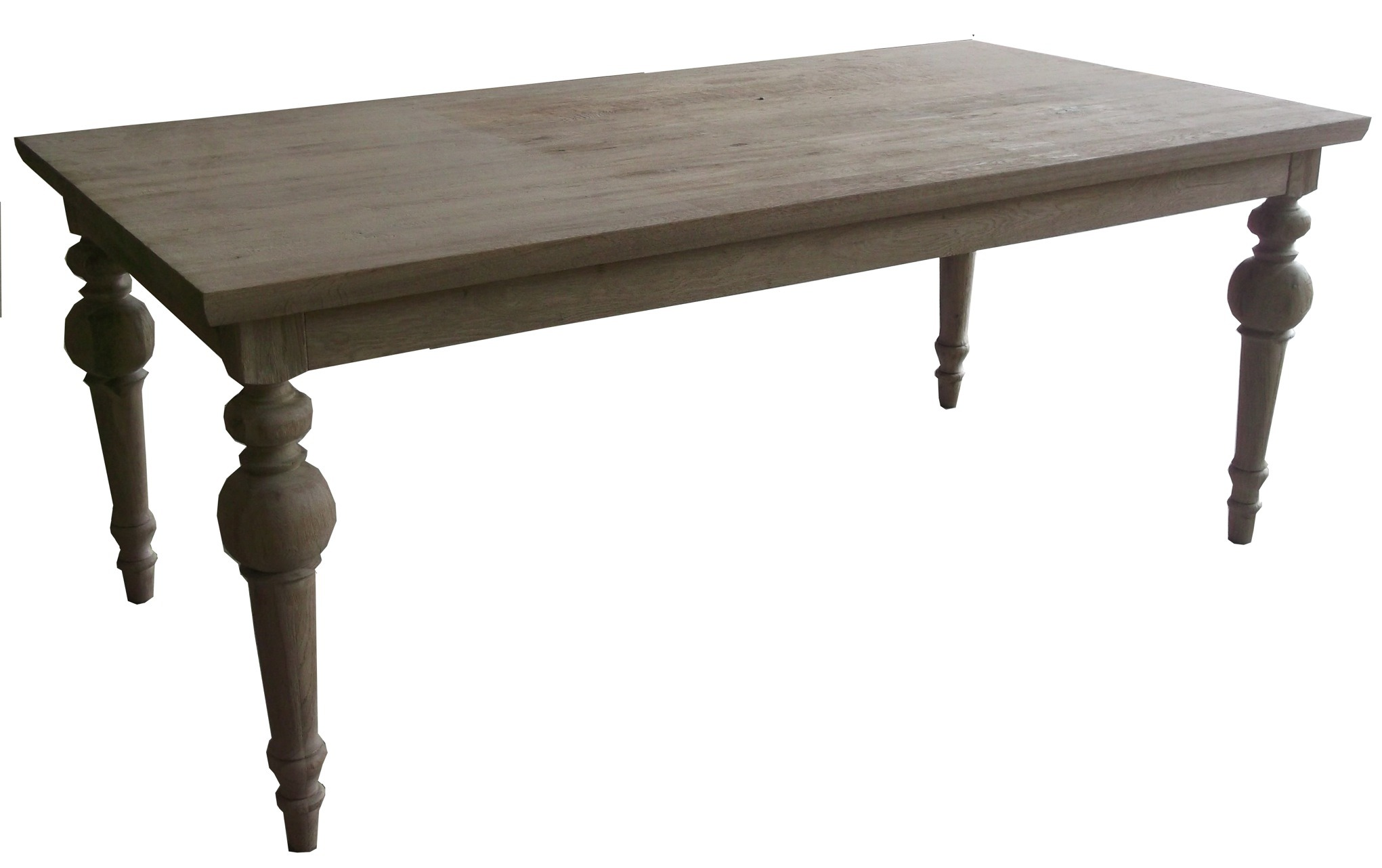 De Franse Antieke Vierkante Houten Eettafel van de Stijl (CZ 001)  u2013 De Franse Antieke Vierkante