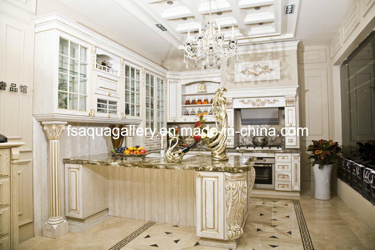Armadi da cucina bianchi moderni (AGK-020) foto su it.Made -in-China ...