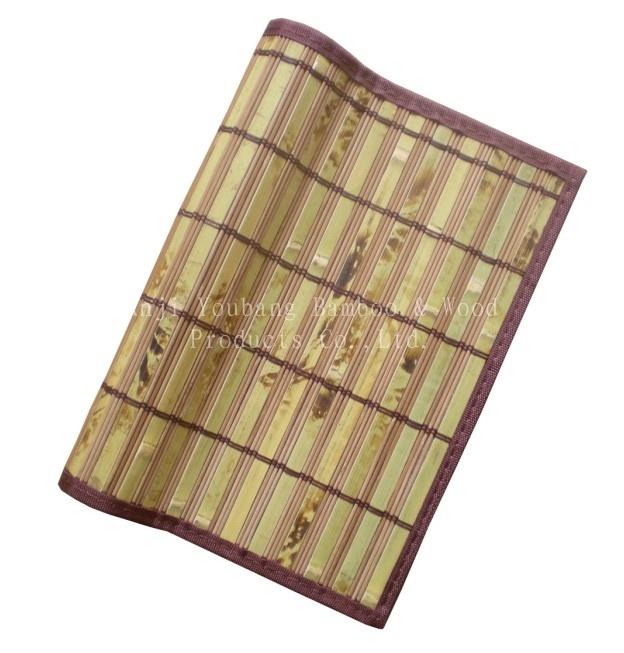 natte de place en bambou tapis couverture yb pin01. Black Bedroom Furniture Sets. Home Design Ideas