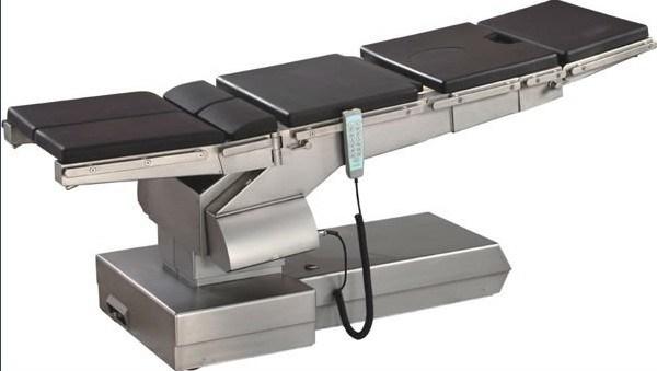 Mesa de operaciones el ctrica de m ltiples funciones cama for Cama quirurgica