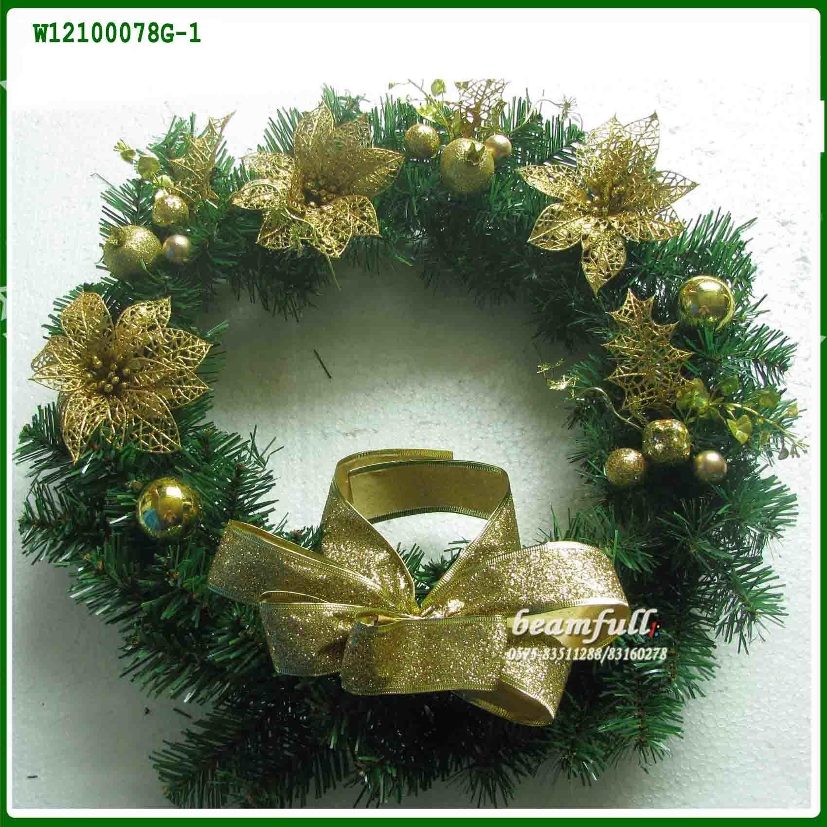 Glanzend de grote decoratie van de bal van de kroon van kerstmis bowknot glanzend de grote - Decoratie van de kamers van de meiden ...