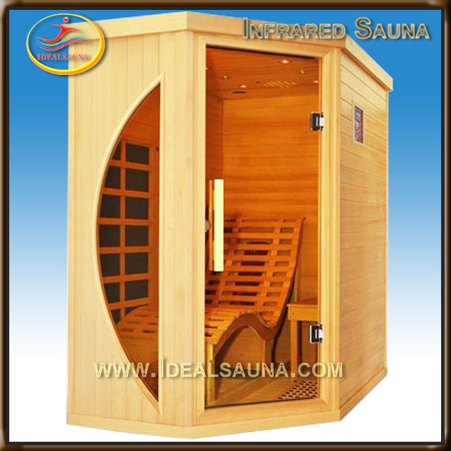 1 personen infrarot ozon sauna foto auf de made in. Black Bedroom Furniture Sets. Home Design Ideas