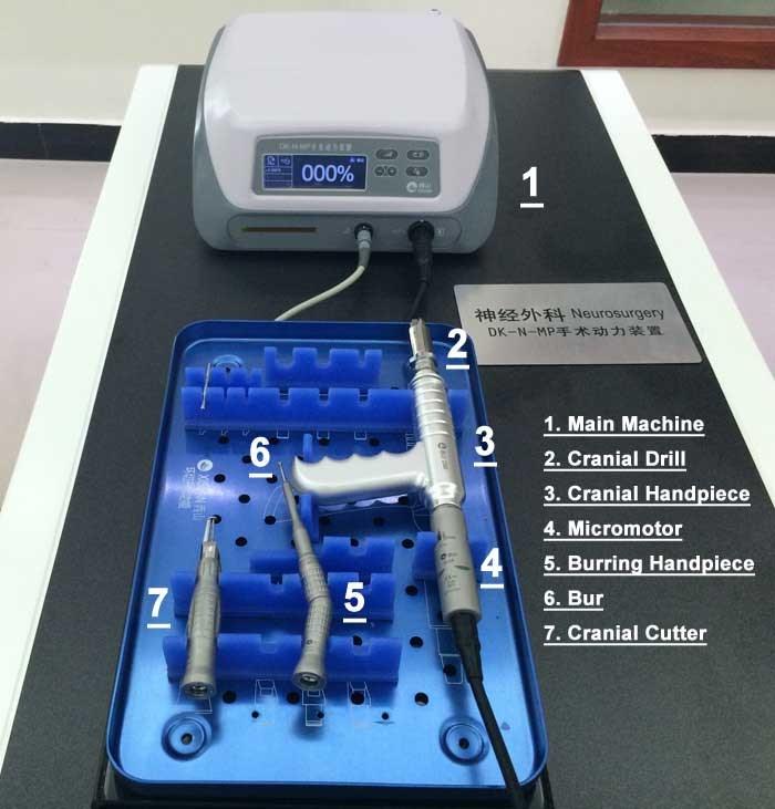 дрель для нейрохирургии