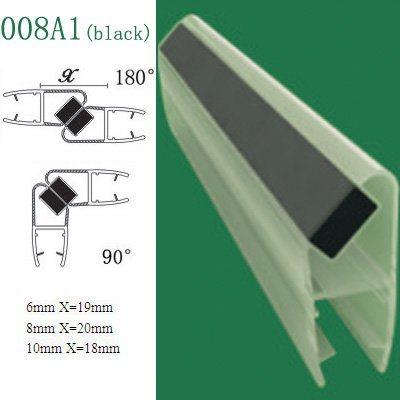 Joint magn tique de douche pour la porte en verre de - Joint magnetique pour porte de douche ...