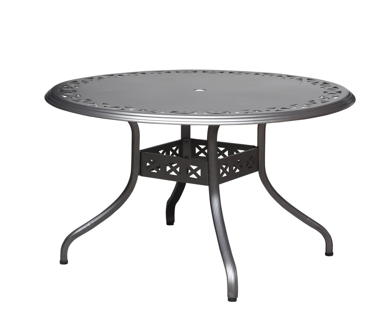 알루미늄 둥근 식탁 & 정원 테이블 & 옥외 테이블 (DT130AA02/DT120AA04 ...