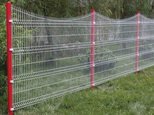 Barri re de jardin de pvc cl ture de jardin barri re for Barriere de jardin pvc