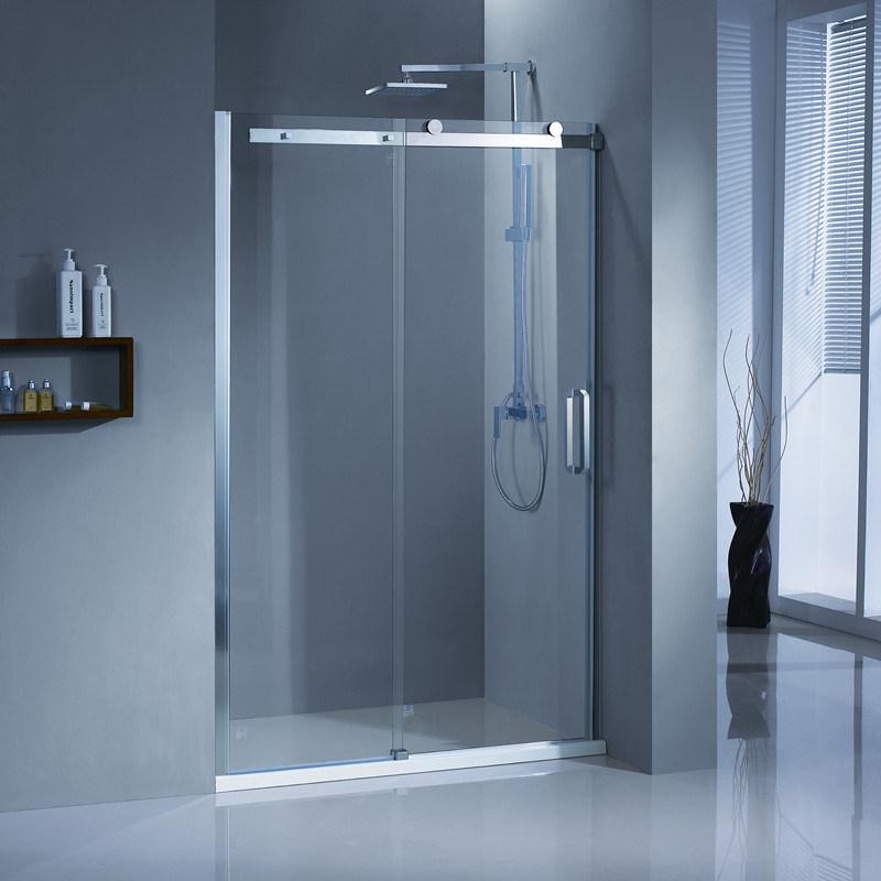 cuarto de bao con ducha de puerta puerta corrediza de ducha cabina de la