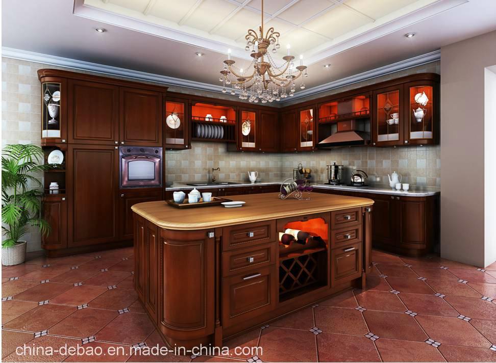 cabina de cocina clsica de madera slida del abedul de italia u cabina de cocina clsica de madera slida del abedul de italia por shenzhen