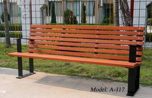 armature en acier avec le banc de jardin de bois de construction a 117 armature en acier avec. Black Bedroom Furniture Sets. Home Design Ideas