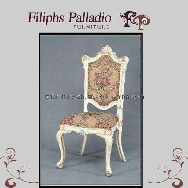 Muebles reales de lujo silla de cena europea 2k26 for La europea muebles