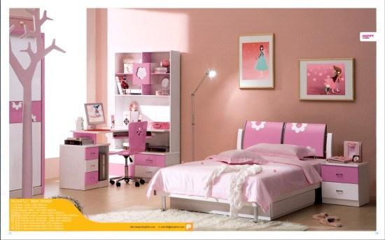 Muebles encantadores de 521 niños del MDF (521) – Muebles
