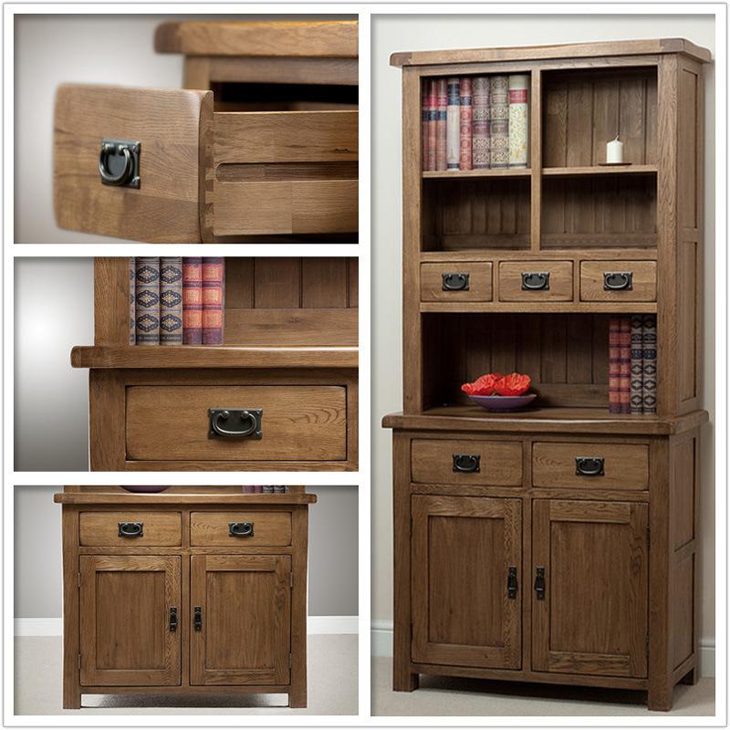 Muebles de madera de la sala de estar de furnitue del - Muebles de madera de roble ...