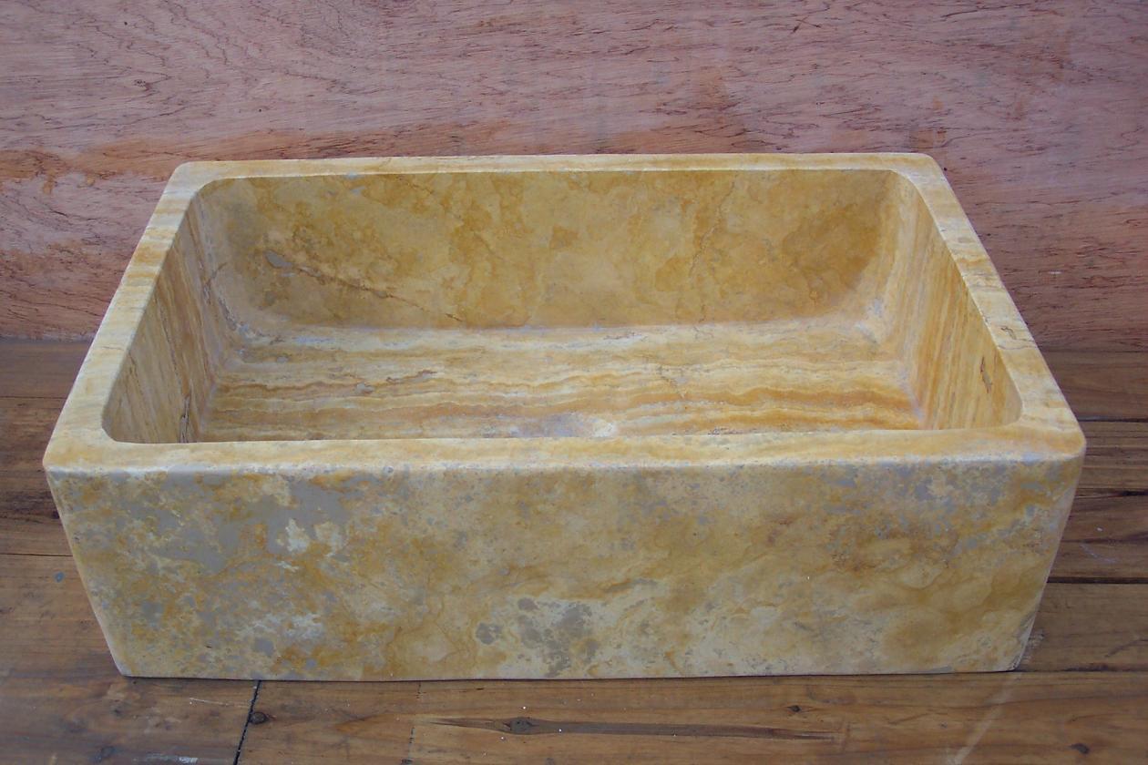Fregadero de piedra natural fregadero de piedra natural proporcionado por quanzhou quangang - Fregadero marmol ...