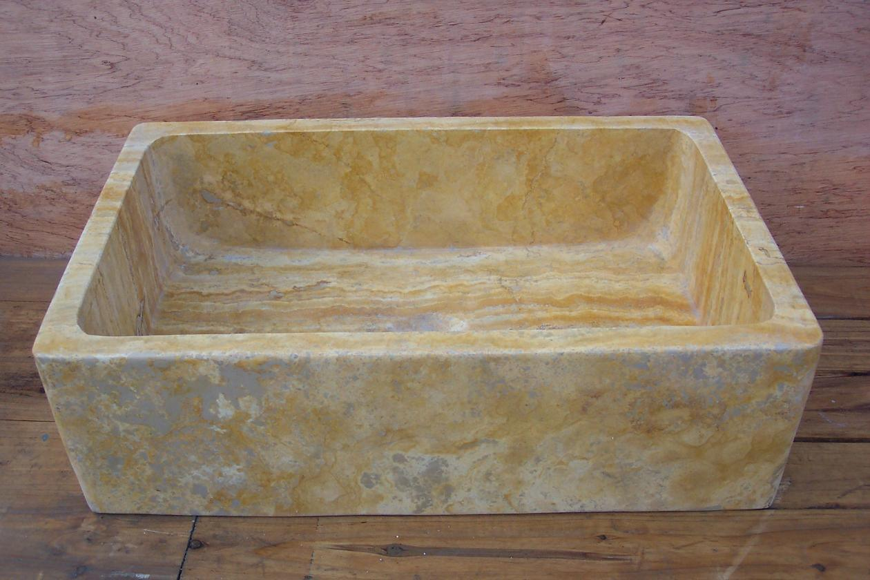 Fregadero de piedra natural fregadero de piedra natural for Marmol espanol precios