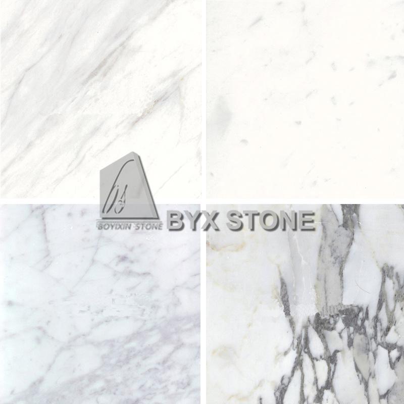 Foto de pulido m rmol blanco piedra azulejos para suelos y - Azulejos de marmol ...
