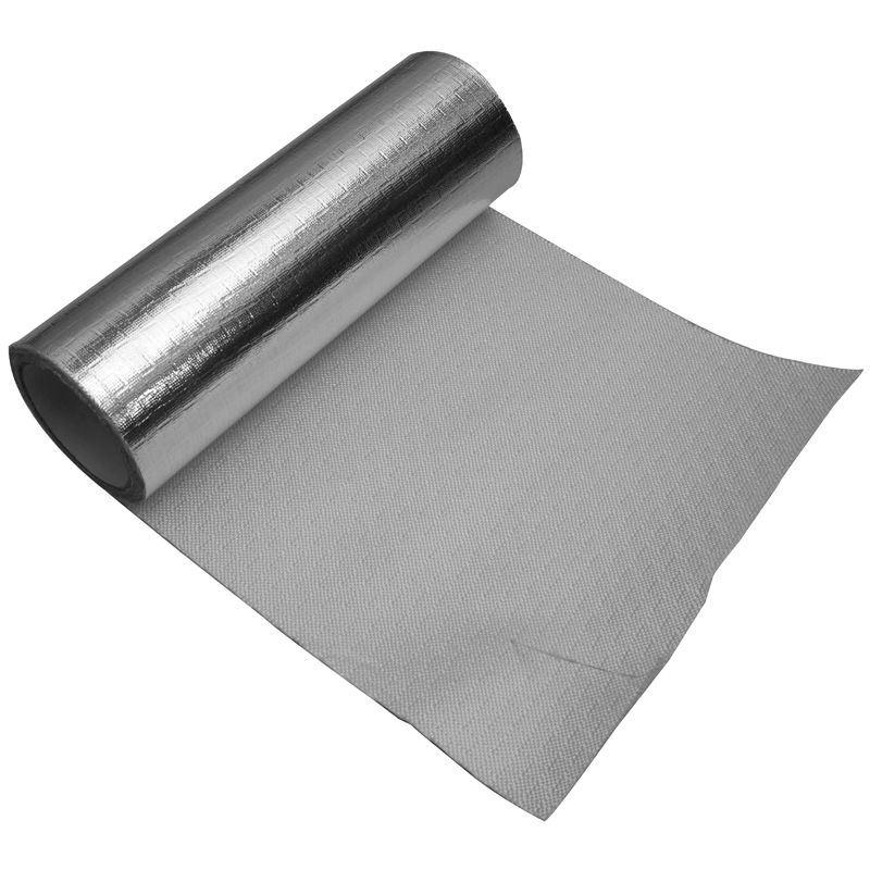 Foto de aislamiento de fibra de vidrio de calor del papel - Material aislante del calor ...